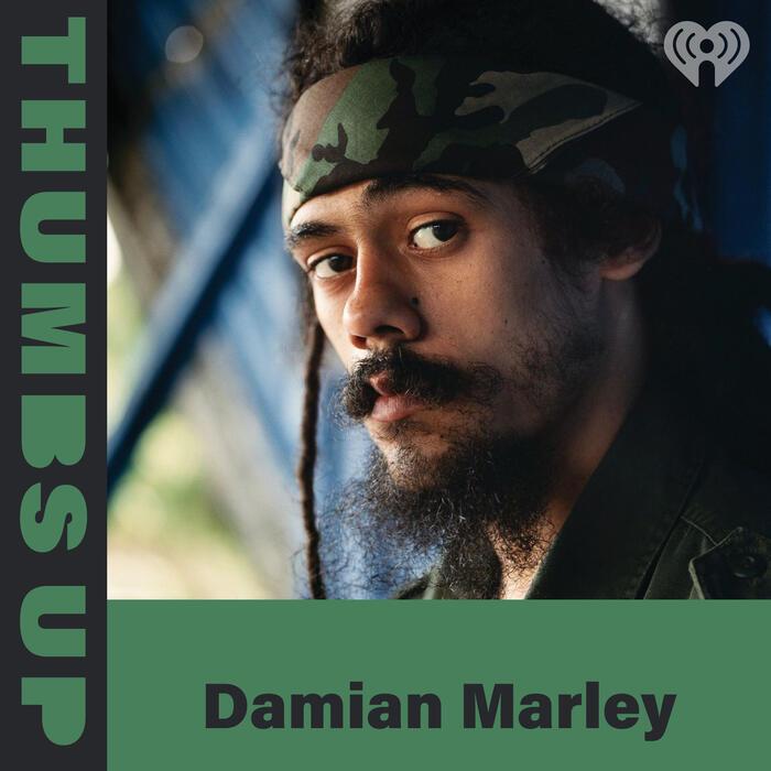 Thumbs Up: Damian Marley