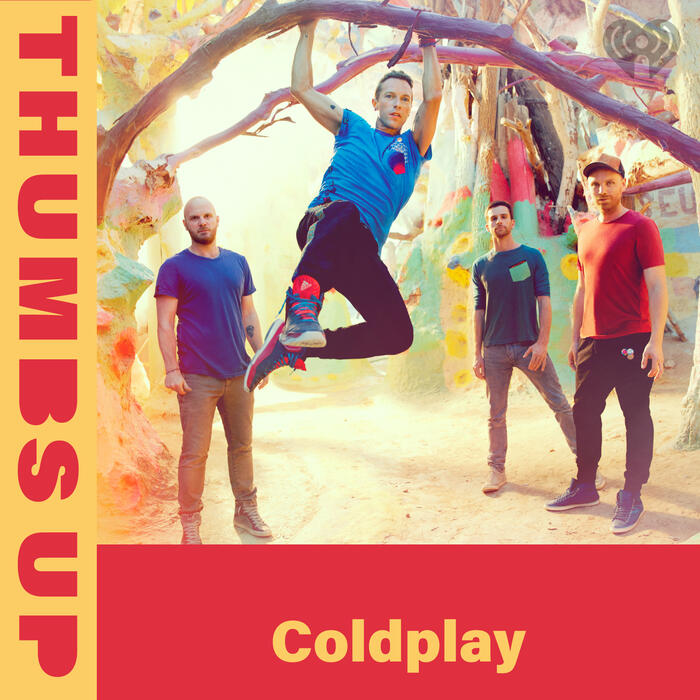 Thumbs Up: Coldplay