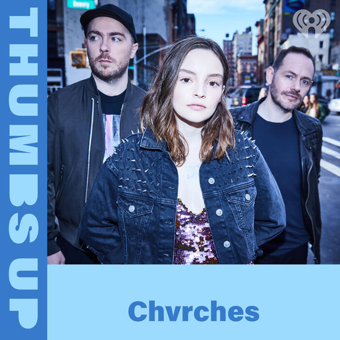 Thumbs Up: Chvrches