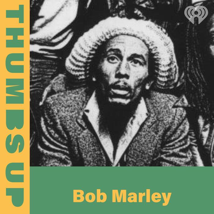 Thumbs Up: Bob Marley