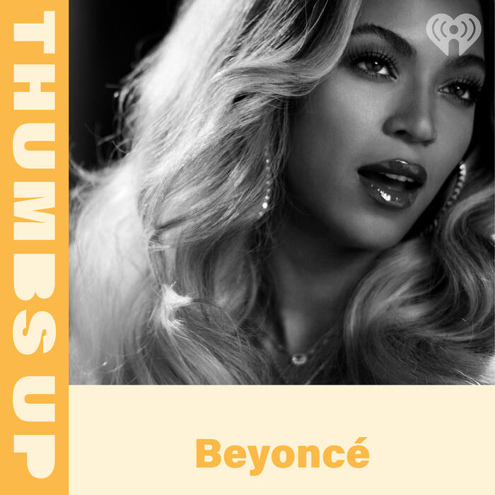Thumbs Up: Beyoncé