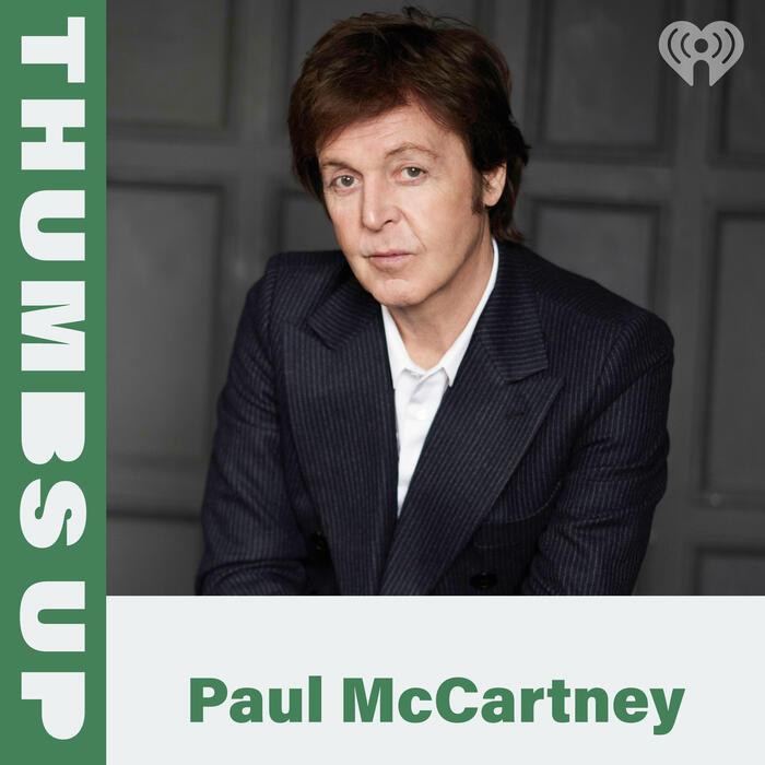 Thumbs Up: Paul McCartney