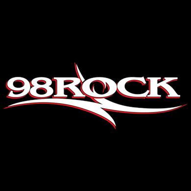 98 ROCK Tampa logo