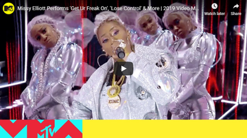 Brodie - Missy Elliott Had the Best Performance of the Night at the VMA's