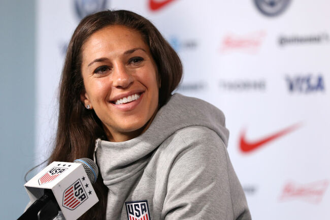 United States Women's National Team Media Day Ahead Of 2019 Women's World Cup