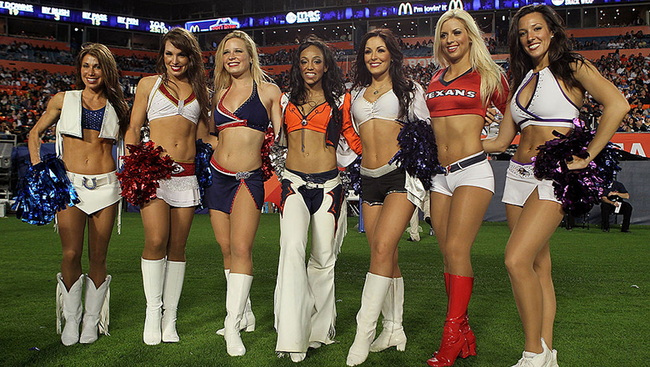 The Hottest Cheerleader From Each Nfl Team For 2019 Fox