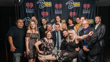 Photos - Photos: 1st Annual B104 Little Black Dress Party at Vision Bar!
