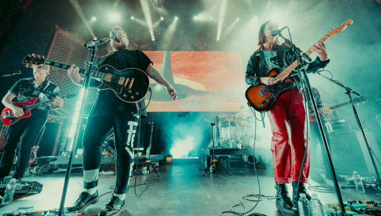 Of Monsters And Men Bring The Jam Session To Denver For iHeartRadio LIVE
