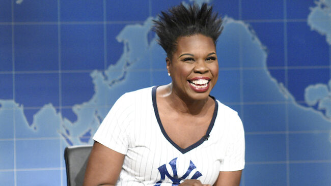 Leslie Jones Is Leaving 'Saturday Night Live'