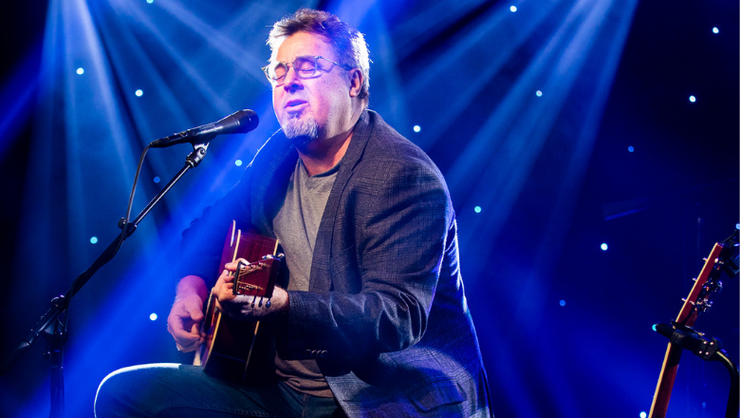 Vince Gill On Truth In A Song, Touring With The Eagles And New Album 'Okie' | iHeartRadio