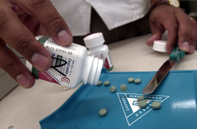 OxyContin Abuse On the Rise