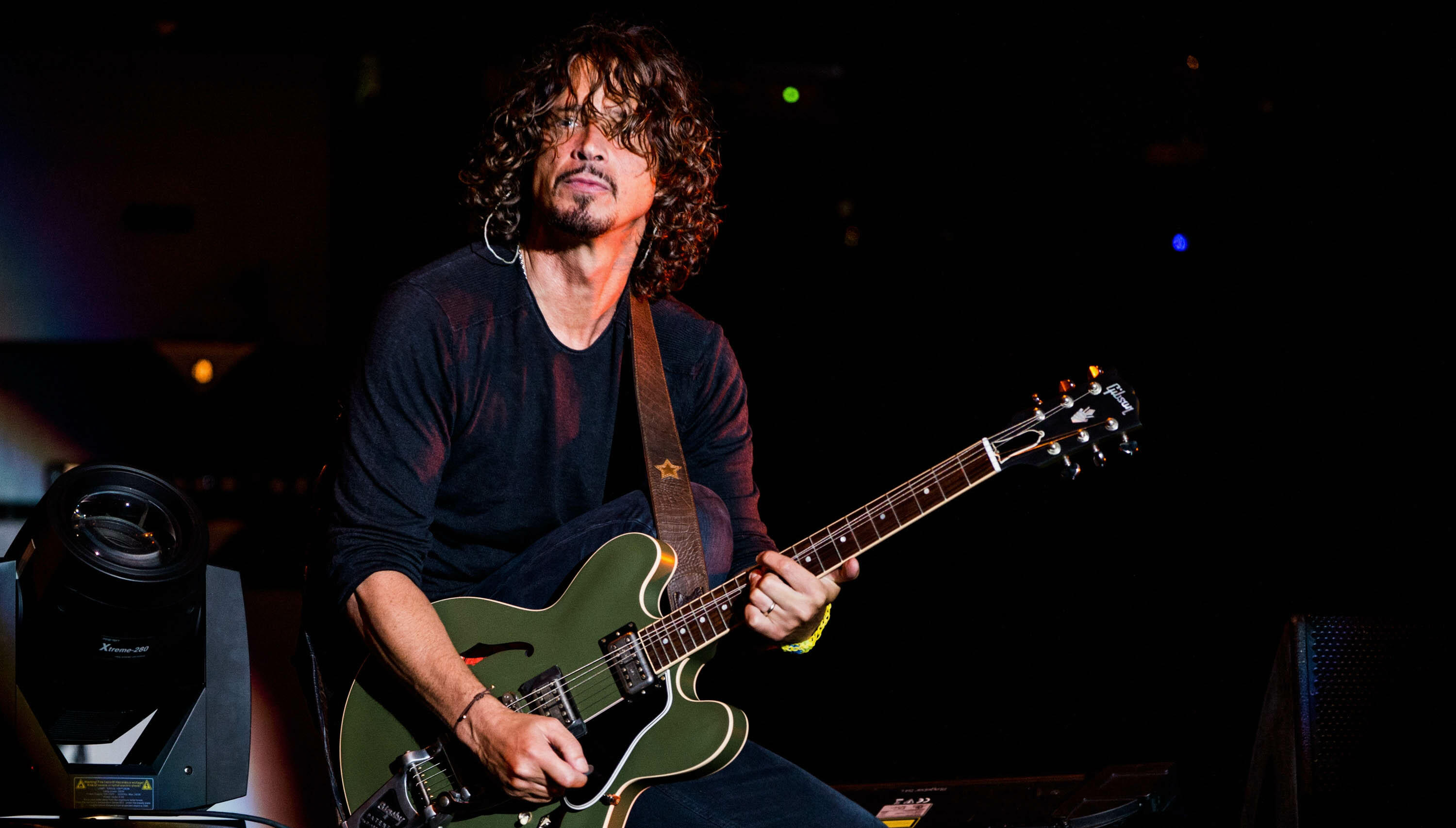 Gibson Launches Limited-Edition Chris Cornell Tribute ES-335 Guitar