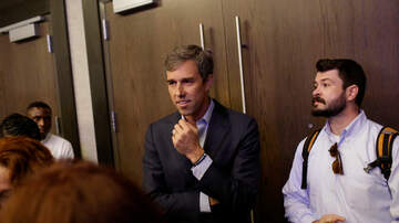 Mike Broomhead - Beto O'Rourke Eject News Reporter From Event