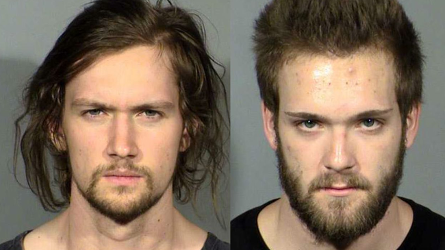 Two Arrested After Allegedly Threatening to Shoot Up Las Vegas Nightclub