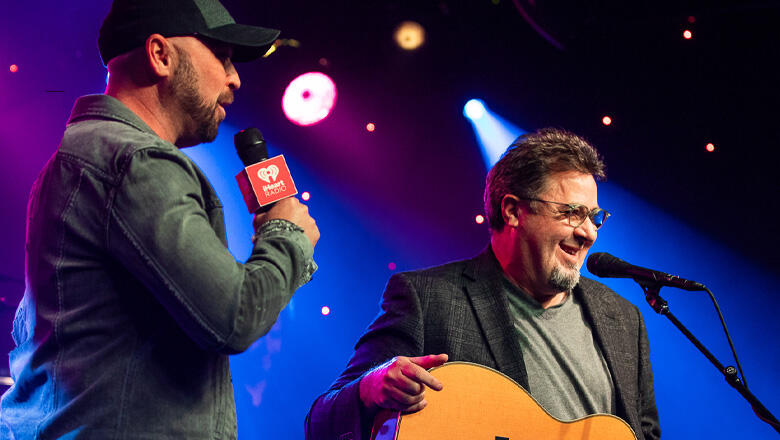 iHeartCountry ICONS with Vince Gill [Photos]