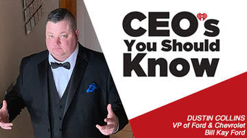 CEO's You Should Know - Dustin Collins; VP of Ford & Chevrolet; Bill Kay Ford