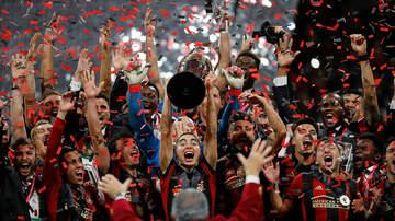 Aly - Atlanta United Wins U.S. Open Cup at Mercedes-Benz!