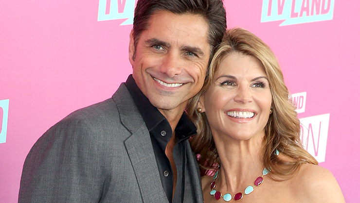 "John Stamos Still ""Can't Process"" Lori Loughlin's College Admissions Scam 