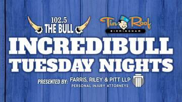 None - IncrediBull Tuesday Nights | Tin Roof