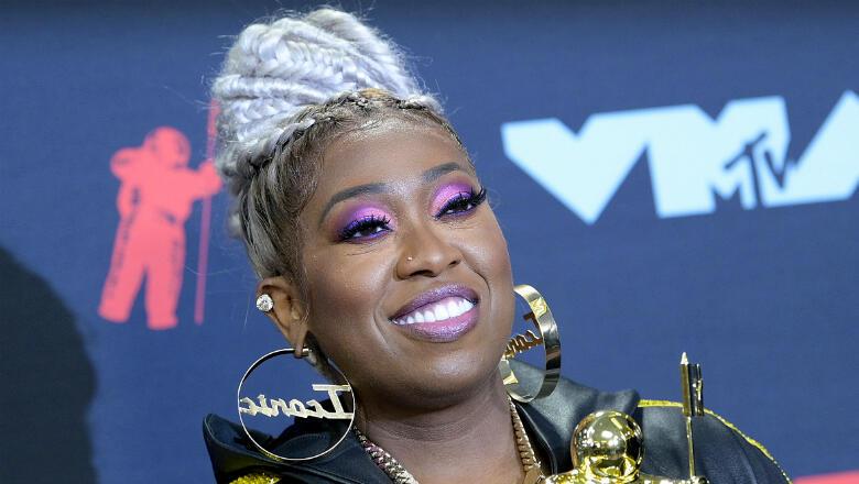Missy Elliott Offers Reward After Losing Diamond Necklace At VMAs