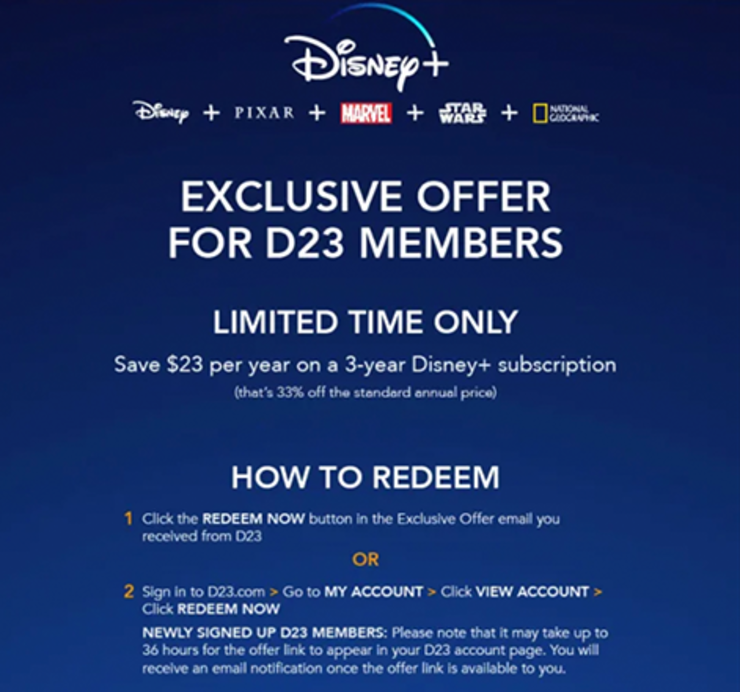 Here's How To Get A Disney+ Subscription For Just $4 Per