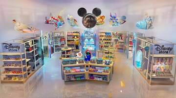 Reid - Target Is Opening 'Mini Disney' Stores In Select Locations