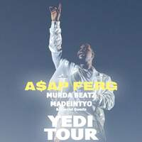 Enter To Win A Pair Of Tickets To See A$AP FERG!