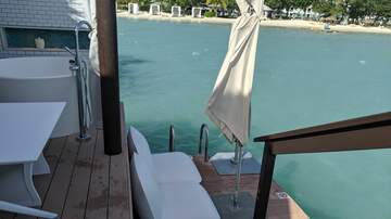 Matt Greensboro - Over the water suites at Sandals South Coast