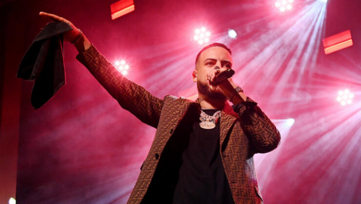 French Montana Reveals Album Release Date During iHeartRadio Live Show | iHeartRadio