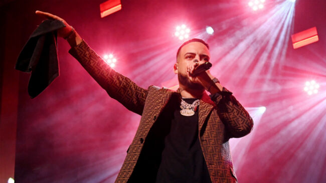French Montana Reveals Album Release Date During iHeartRadio Live Show