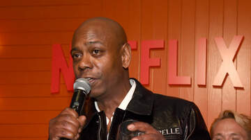 The Morning Briefing - Dave Chappelle is telling some important jokes.