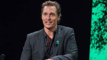 Bill Cunningham - Matthew McConaughey Is Now A Professor At The University Of Texas