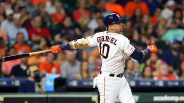 None - Astros Rally Past Rays For Sixth Straight Win