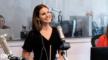 Ryan Seacrest - Lana Del Rey Takes a Trip Down Memory Lane, Was Once Kicked Out of 'Annie'