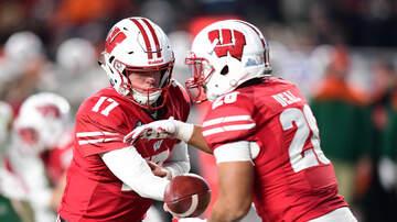 Wisconsin Sports - Jack Coan enters the season as QB-1