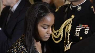 ya girl Cheron - Sasha Obama is headed to U Of M