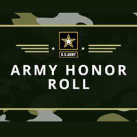 Enter the T102 Army Honor Roll
