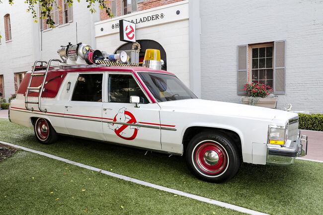 Ghostbusters Fan Event On The Sony Lot