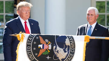 The Joe Pags Show - Trump Launches New U.S. Space Command