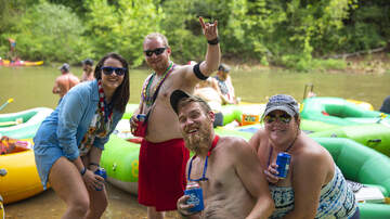 Photos - Bull Float Trip Sandbar Photos Part 2