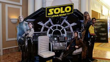 Rick Lovett - SOLO: A Star Wars Story Movie Screening At Levy Park