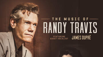 None - The Music of Randy Travis at the Atlanta Symphony Orchestra