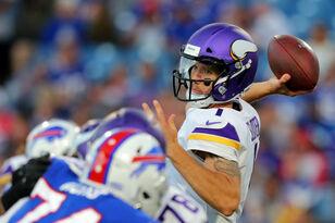 Bills' backups stage big rally late, beat Vikings 27-23 | KFAN 100.3 FM