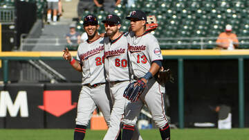 Twins Blog - Break Out the Brooms on the South Side; MIN 10, CWS 5 | TwinsDaily.com