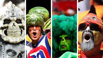 Sports - Crazy NFL Fans