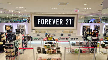Palmer - Forever 21 is Reportedly Closing