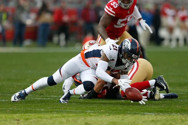 Denver Broncos v San Francisco 49ers