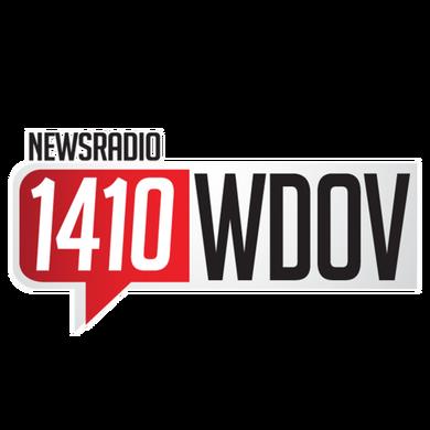News Radio 1410 WDOV logo