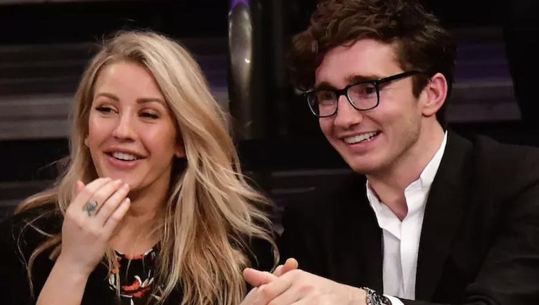 Ellie Goulding Ties The Knot With Longtime Boyfriend Caspar Jopling