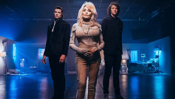 Dolly Parton Joins For King & Country On Remix Of 'God Only Knows' | iHeartRadio